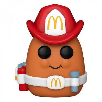 Ad Icons: McDonald's Pop Vinyl Figure - Fireman Nugget