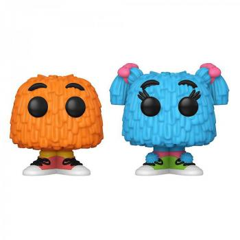 Ad Icons: McDonald's Pop Vinyl Figure - Fry Guys (Orange/Blue Pigtails 2-Pack)