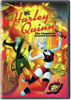 Harley Quinn Season 02 DVD