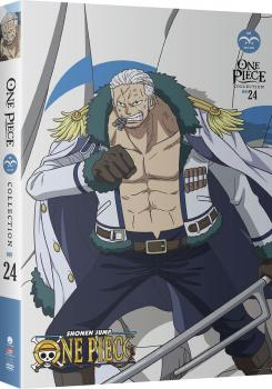 One Piece Collection 24 DVD Box Set