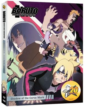 Boruto Naruto Next Generations Set 08 DVD