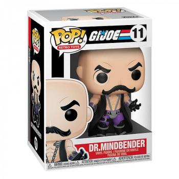 G.I. Joe Pop Vinyl Figure - Dr. Mindbender