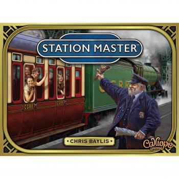 Station Master Card Game