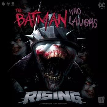 Rising The Batman Who Laughs Board Game