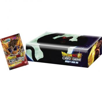 Dragon Ball Super TCG Draft Box Set 06 Giant Force