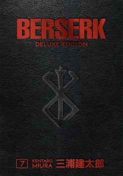 Berserk Deluxe Edition vol 07 HC