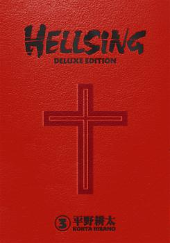 Hellsing Deluxe Edition HC vol 03 GN Manga