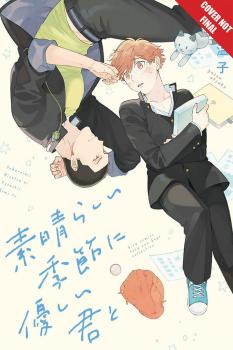 This wonderful season with you GN Yaoi Manga