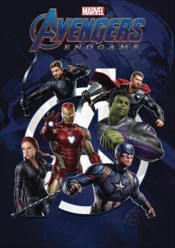 Marvel Avengers Endgame Storybook (Die Cut Cover) (Hardcover)