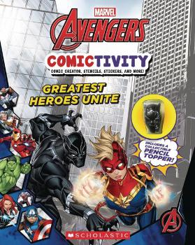 Marvel Avengers Comictivity #1 (Softcover)