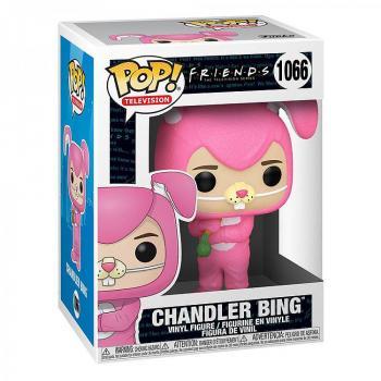 Friends Pop Vinyl Figure - Chandler as Bunny