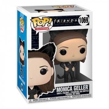 Friends Pop Vinyl Figure - Monica as Catwoman
