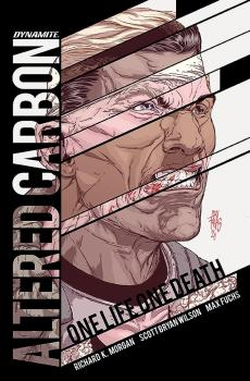 ALTERED CARBON: ONE LIFE ONE DEATH (SIGNED EDITION) (HARDCOVER)