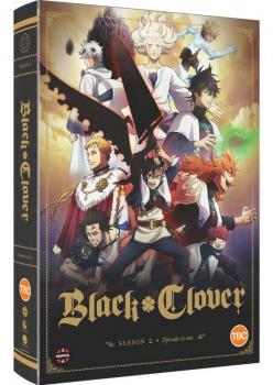 Black Clover Season 02 Collection DVD UK