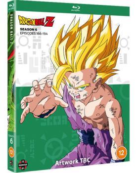 Dragon Ball Z Season 06 Blu-Ray UK
