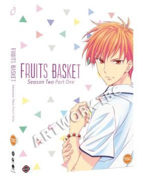 Fruits Basket Season 02 Part 01 DVD UK