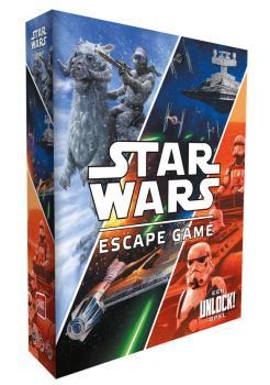 Unlock Kaart Spel - Star Wars NL