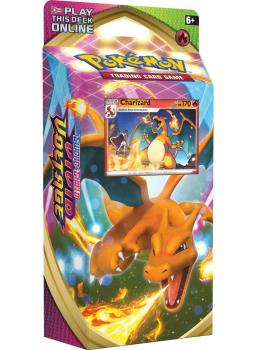 Pokemon TCG Sword & Shield Vivid Voltage Theme Deck Charizard