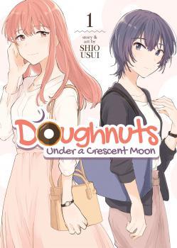 Doughnuts Under a Crescent Moon vol 01 GN Manga
