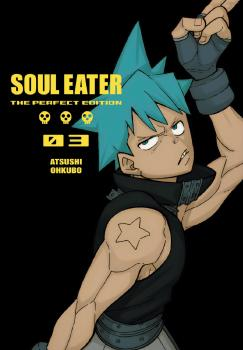 Soul Eater Perfect Edition vol 03 GN HC
