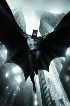 BATMAN BLACK AND WHITE #3 (OF 6) CVR A JOSHUA MIDDLETON