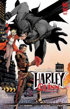 BATMAN WHITE KNIGHT PRESENTS HARLEY QUINN #5 (OF 6) CVR A SEAN MURPHY (MR)