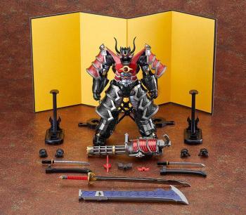 Mazinkaiser Hagane Works Diecast / PVC Action Figure - Mazinkaiser Haou: Mazin Set