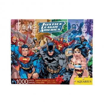 DC Comics Jigsaw Puzzle - Justice League (1000 Pieces)