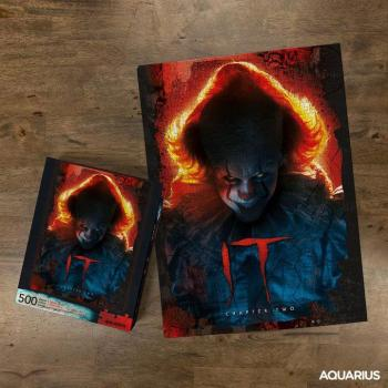 It Chapter Two Jigsaw Puzzle - Pennywise (500 Pieces)