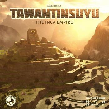 Tawantinsuyu The Inca Empire Board Game
