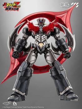 Shin Mazinger Zero vs. Great General of Darkness Action Figure - Mazinger Zero