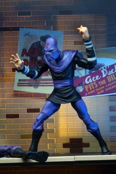 Teenage Mutant Ninja Turtles Action Figure - Deluxe Cartoon Foot Soldier