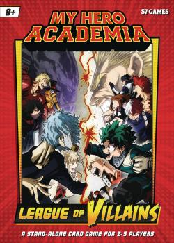 My Hero Academia Card Game - League of Villains