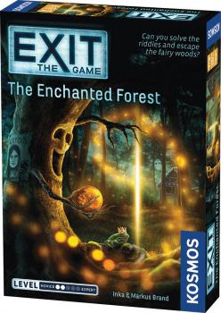 Exit Deduction Game - The Enchanted Forest