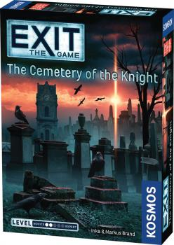 Exit Deduction Game - The Cemetery of the Knight