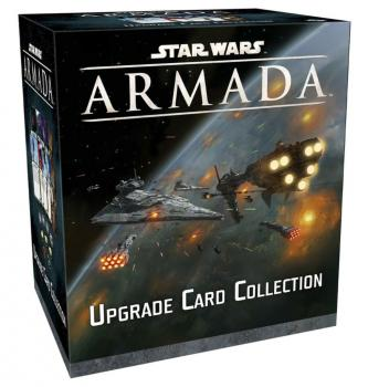 Star Wars Armada Miniature Game - Upgrade Card Collection