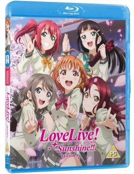 Love Live! Sunshine! Season 02 Blu-Ray UK