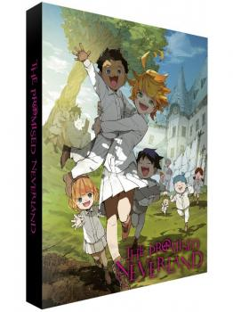 The Promised Neverland Collector's Edition Blu-Ray UK