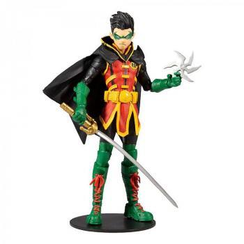 DC Multiverse Action Figure - Damian Wayne: As Robin