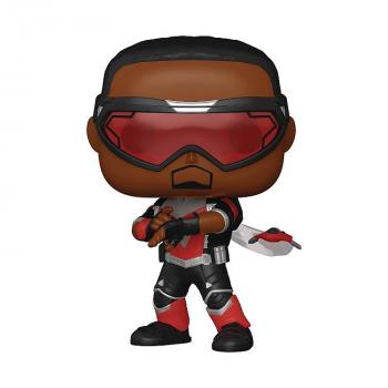 Falcon and the Winter Soldier Pop Vinyl Figure - Falcon with Red Wing