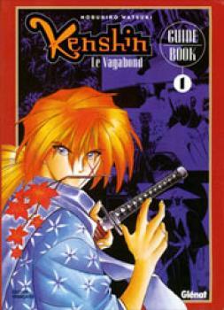 Kenshin le vagabond Guide book 01