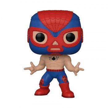 Marvel Lucha Libre Pop Vinyl Figure - El Aracno (Spider-Man)
