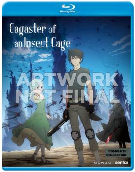 Cagaster of an Insect Cage Blu-ray