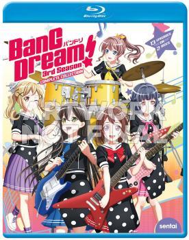 BanG Dream! Season 03 Blu-Ray