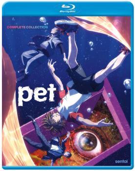 PET Blu-ray