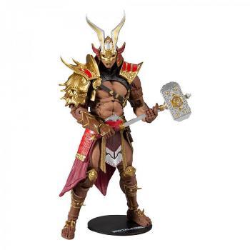Mortal Kombat Action Figure - Shao Khan