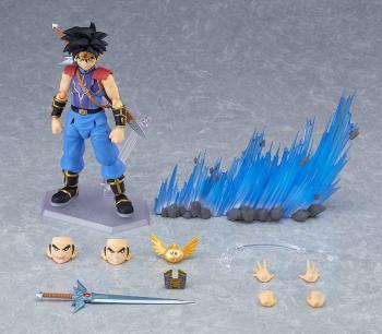 Dragon Quest the Adventure of Dai Figma Action Figure - Dai