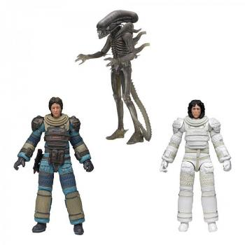 Alien Action Figure - 40th Anniversary Series 4 Assortment (3)