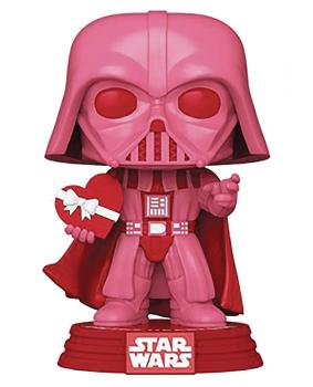 Star Wars Valentines Pop Vinyl Figure - Vader with Heart