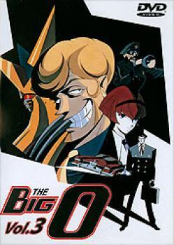 Big O vol 03 DVD PAL NL